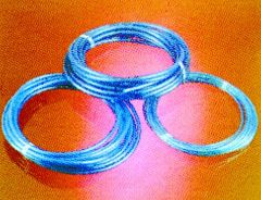 3/8'' Blue Polyurethane Water Line Hose 50ft