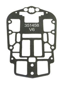 510-19 GASKET, BASE : JOHNSON / EVINRUDE 130 - 200 HP V6 E-TEC 07-14