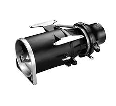 KPS-PM-140/74T  Solas Kawasaki SXR 800 140mm Performance 12V Pump with Trim System