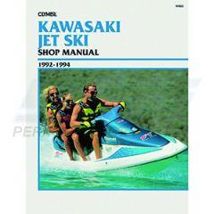 W802 : KAWASAKI 440 - 750 92-94 SERVICE MANUAL