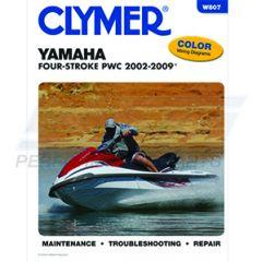 W807 : YAMAHA 1000 / 1100 02-09 SERVICE MANUAL