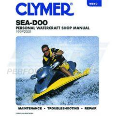 W810 : SEA-DOO 720 - 951 97-01 SERVICE MANUAL