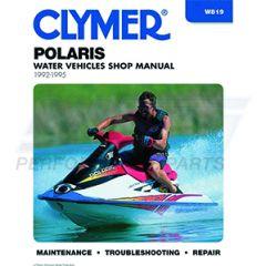 W819 : POLARIS 650 - 750 SL 92-95 SERVICE MANUAL