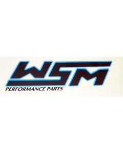 Decal Black / Blue WSM
