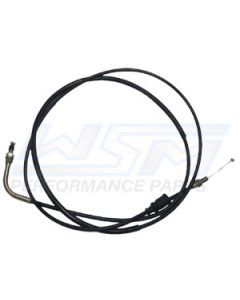 002-034 Kawasaki 750 SX 1992-1995 Throttle Cable