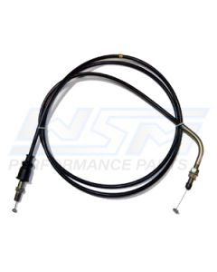 002-052 Yamaha 500 Wave Jammer 89-90 Throttle Cable