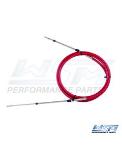 002-058 : Yamaha 700 Wave Blaster 93-96 Steering Cable