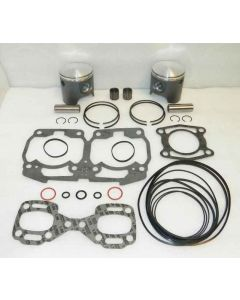 010-808-12P : SEA-DOO 800 RFI 99-05 .5MM OVER PLATINUM TOP END REBUILD KIT