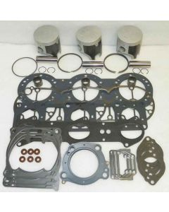 010-829-14P : YAMAHA 1200R 99-01 1MM OVER PLATINUM TOP END REBUILD KIT