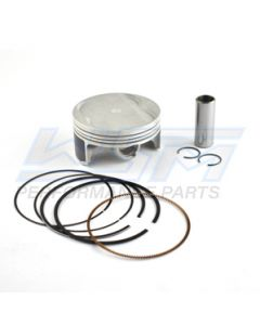 010-876PK : YAMAHA 1050 16-20 STANDARD PLATINUM PISTON KIT