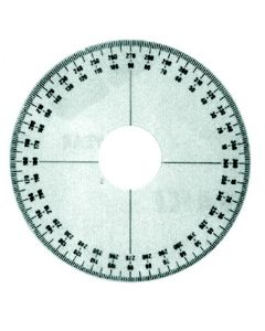 Sea-Doo Timing Degree Wheel
