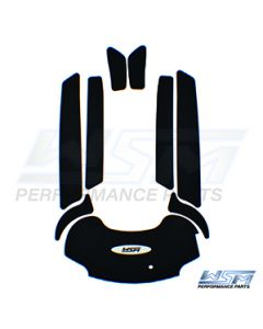 012-218BLK TRACTION MAT : YAMAHA 1800 FX / FZR / FZS