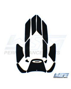 012-220BLK TRACTION MAT : YAMAHA 1200 SUV