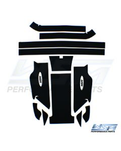 012-222BLK TRACTION MAT : YAMAHA 700 SUPERJET FREESTYLE