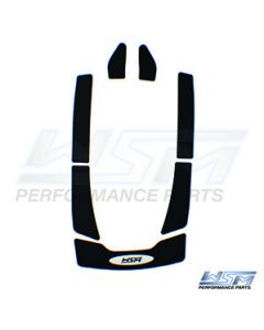 012-316BLK TRACTION MAT : SEA-DOO 720 HX