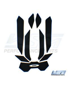 012-330BLK TRACTION MAT : SEA-DOO 900 SPARK 14-19