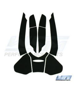 012-332BLK TRACTION MAT : SEA-DOO 1503 / 1630 12-18