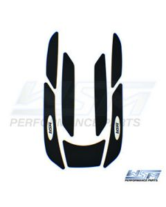012-401BLK Honda F12-X Traction Pad (Black)