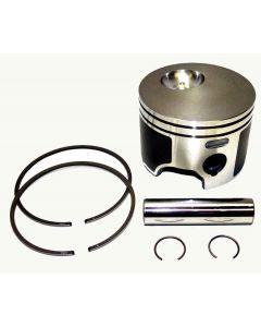 100-131-07PK : JOHNSON/EVINRUIDE 115 - 200 HP V4 - V6 E-TEC PORT .040 OVER PISTON KIT