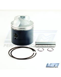 100-210-04K : CHRYSLER / FORCE 40 - 120 HP 96-99 .010 OVER PISTON KIT