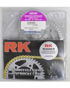 Suzuki RMZ 250 / Kawaski 250 F Chain & Sprocket Kit