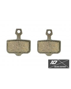 10X-76 : BLACK EDITION 52V DISC BRAKE PAD (PAIR) 18AH CABLE BRAKE