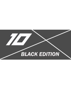 10X-31 : BLACK EDITION INTERGRATED FOLDING AI ROD & STEM
