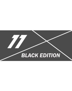 11X-56 : BLACK EDITION CUSHION RUBBER