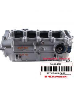 14001-0567 : KAWASAKI 300 CRANK CASE
