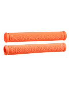 "N01RFBO : 8"" SNOW RUFFIAN GRIPS - ORANGE"