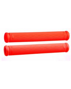 "N01RFFR : 8"" SNOW RUFFIAN GRIPS - FIRE RED"