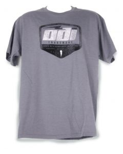 G01FTG ODI FORGE TEE HEATHER GRAY