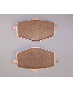 Yamaha 125 DT-R 1988-2004 Front & Rear Brake Pad
