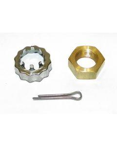 448-104 : JOHNSON / EVINRUDE 75 - 300 HP PROPELLER NUT