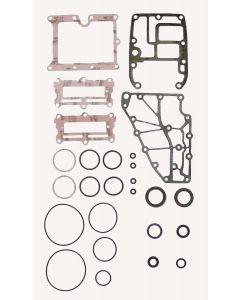 500-126-01 : JOHNSON / EVINRUDE 40 - 65 HP 2 CYLINDER E-TEC POWERHEAD GASKET KIT