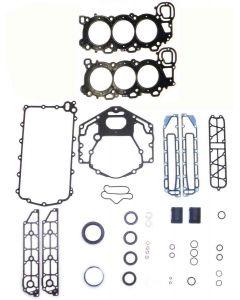 500-365 : YAMAHA 200 / 250 HP V6 4-STROKE 02-18 POWERHEAD GASKET KIT