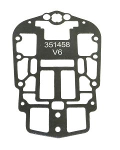 510-19 GASKET, BASE : JOHNSON / EVINRUDE 130 - 200 HP V6 E-TEC 07-14