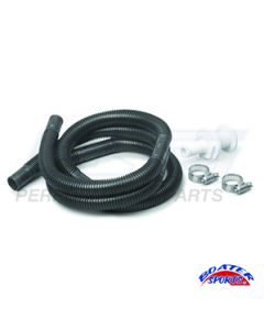 57304 BILGE PUMP PLUMBING KIT : 3/4'' X 5'