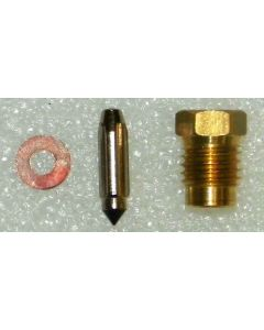 600-18NS Carburetor Needle & Seat: Mercury / Mariner 4 / 4.5 / 35 - 150 / 250 / 275 Hp
