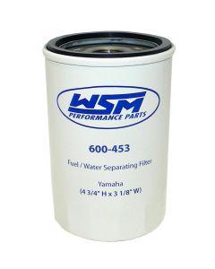 600-453 : YAMAHA 9.9-115 / 350-660 / 1000 / 1100 - 10 MICRON FUEL / WATER SEPARATOR