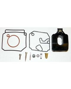 Yamaha 40-50 Hp 3 Cyl Carburetor Kit With Float (6h4)