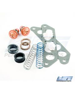 780-135 THERMOSTAT KIT : JOHNSON / EVINRUDE 65 - 115 HP V4 CROSSFLOW 86-97