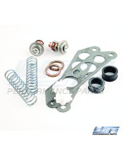780-145 THERMOSTAT KIT : JOHNSON / EVINRUDE V4 CROSSFLOW 73-98