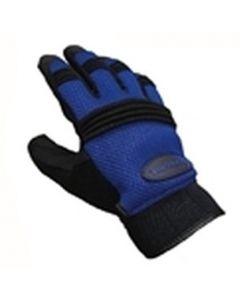 Air Force Gel Glove Small / Blue