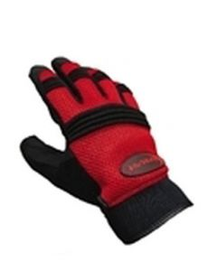 Air Force Gel Glove, Small / Red