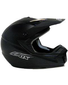 Helmet: Z Roost X Gothic Matte Black
