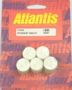 Detergent Tablets (5-pack)