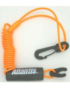 A2105 Standard Lanyard, Orange