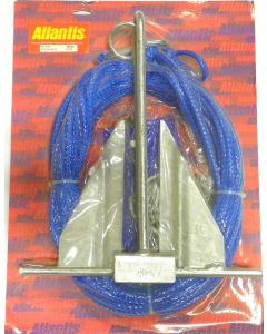 Galvanized  Anchor Kit, 6 lb