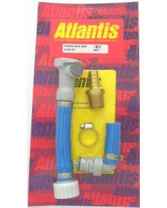 Polaris Quick Snap Flush Kit